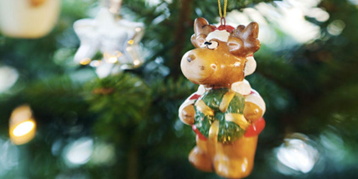 An Weihnachten wird nicht gespart (Foto: Fotolia.de/ellfoto)