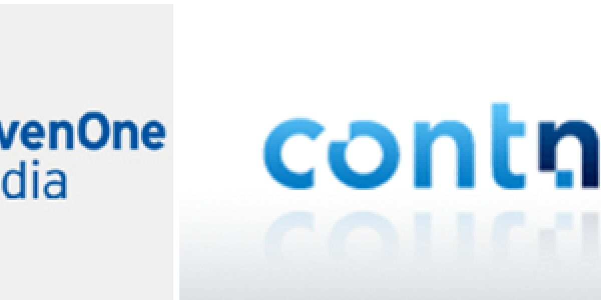 Contnet vermarktet SevenOne Media