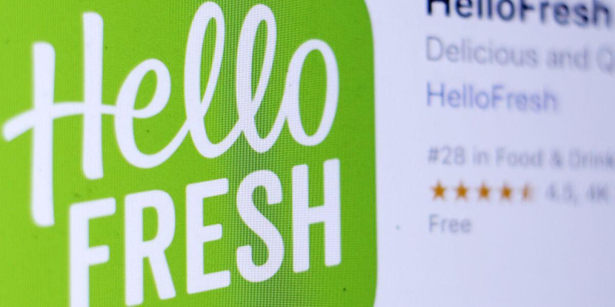 Logo von Hellofresh