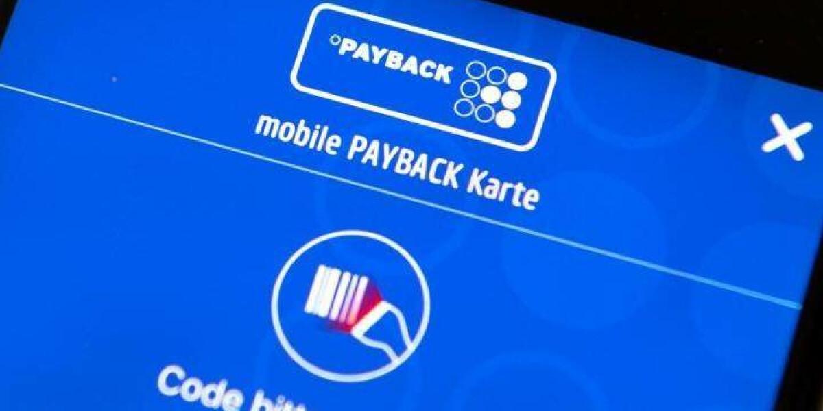 Payback auf dem Smartphone