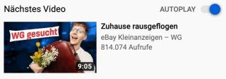 Click-Through-Rate-YouTube-Algorithmus
