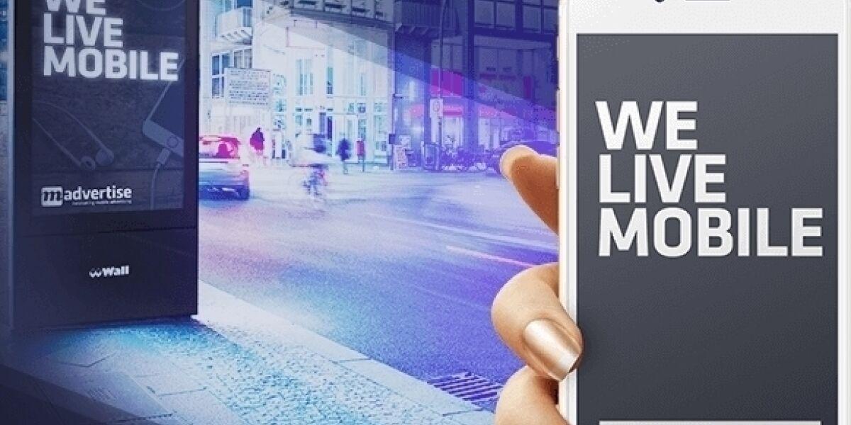 Verzahnung von Mobile mit anderen Werbe-Gattungen