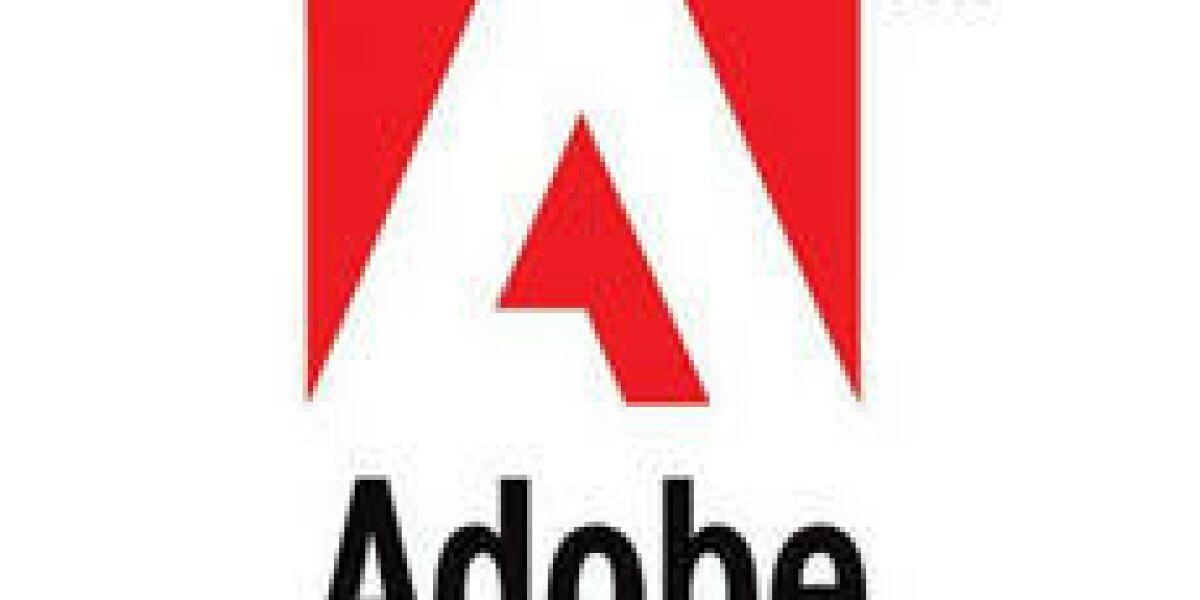 Adobe macht 32 Millionen US-Dollar Verlust