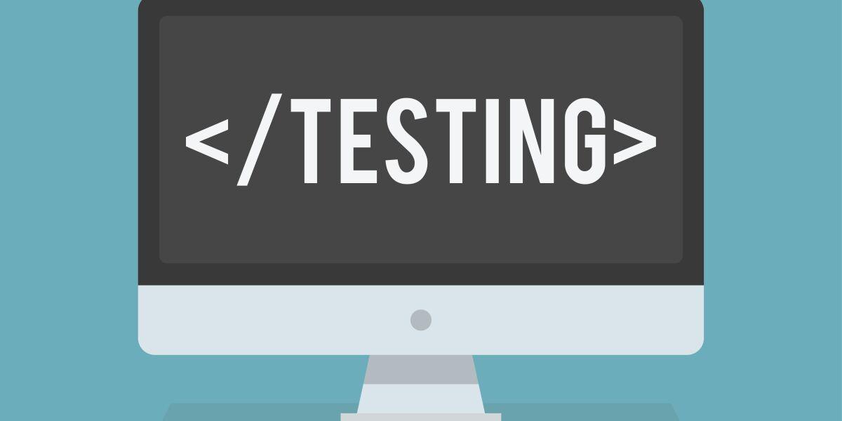 Testing am Bildschirm