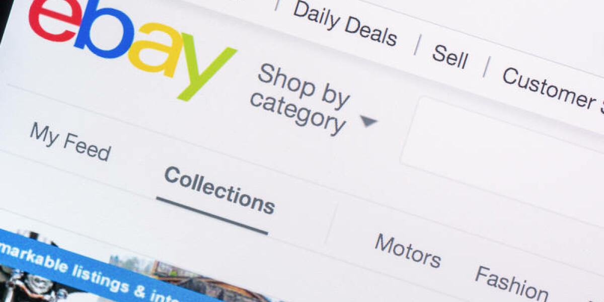 eBay Website