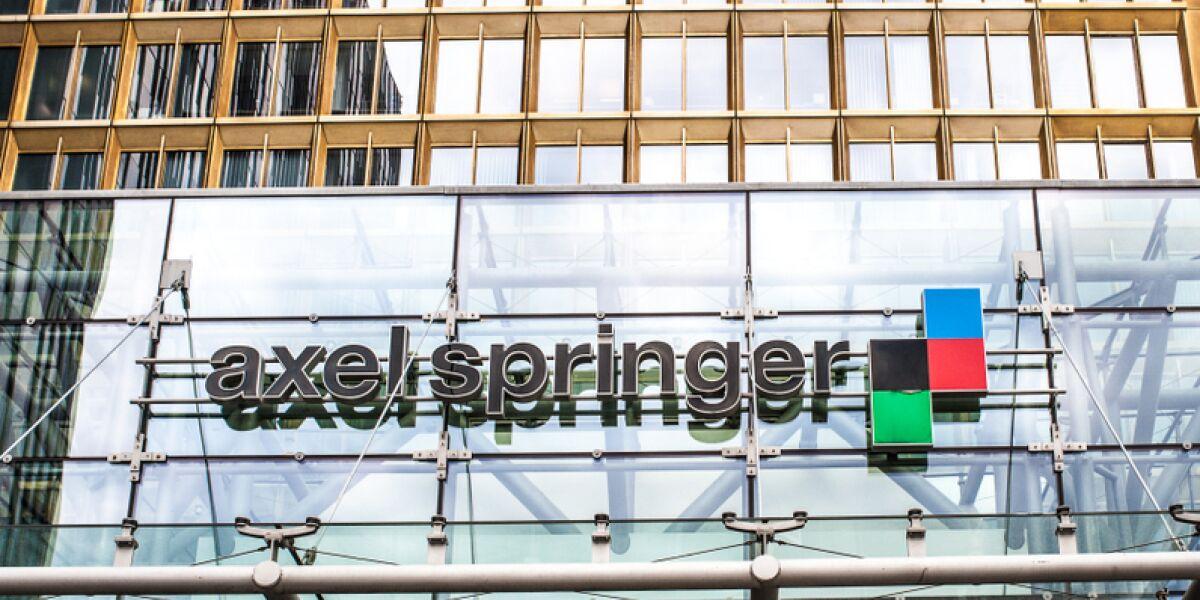 Axel Springer Gebäude