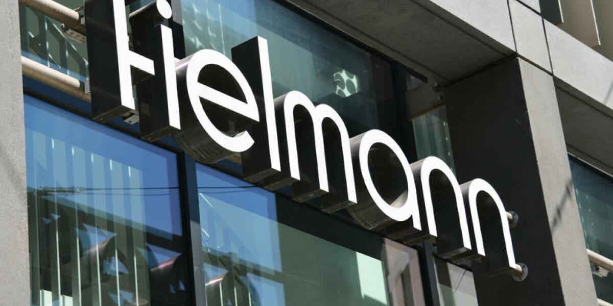 Geschäft von Fielmann