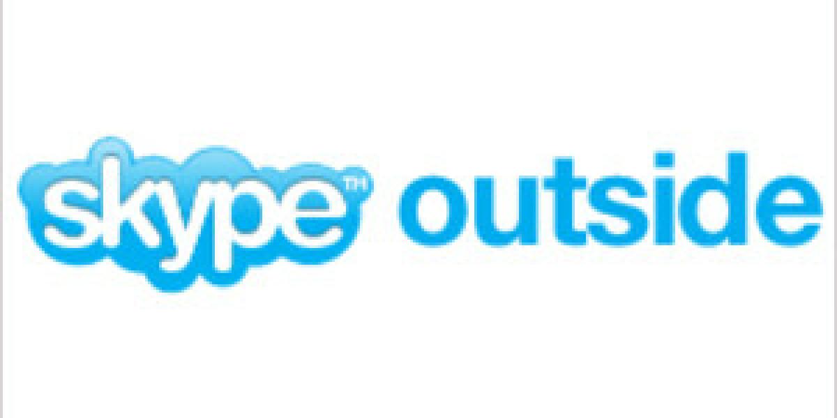 Skype wirbt für Mobiltelefonie