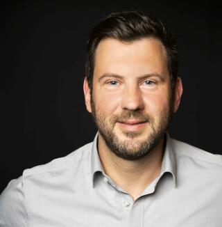Daniel Wehr, Geschäftsführer der Dortmunder Projekt- und Design-Agentur Langenfelder & Franz GmbH