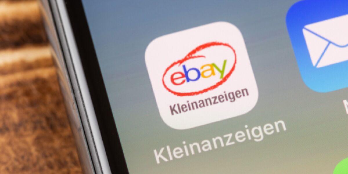 App-Icon von eBay Kleinanzeigen