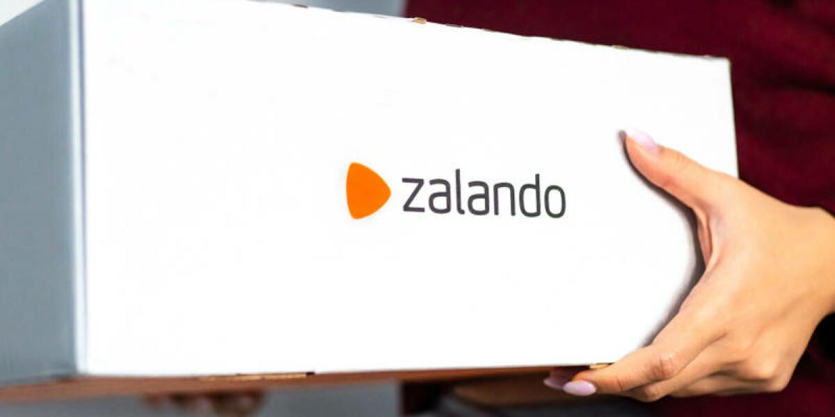 Paket von Zalando