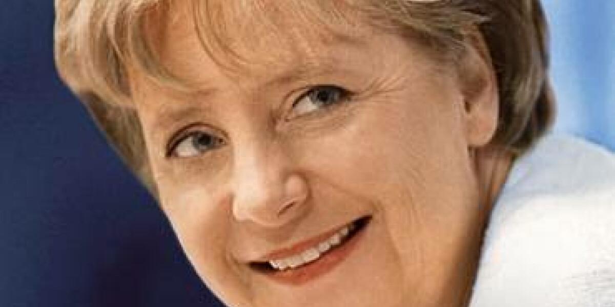 Merkel segnet Straßenaufnahmen ab