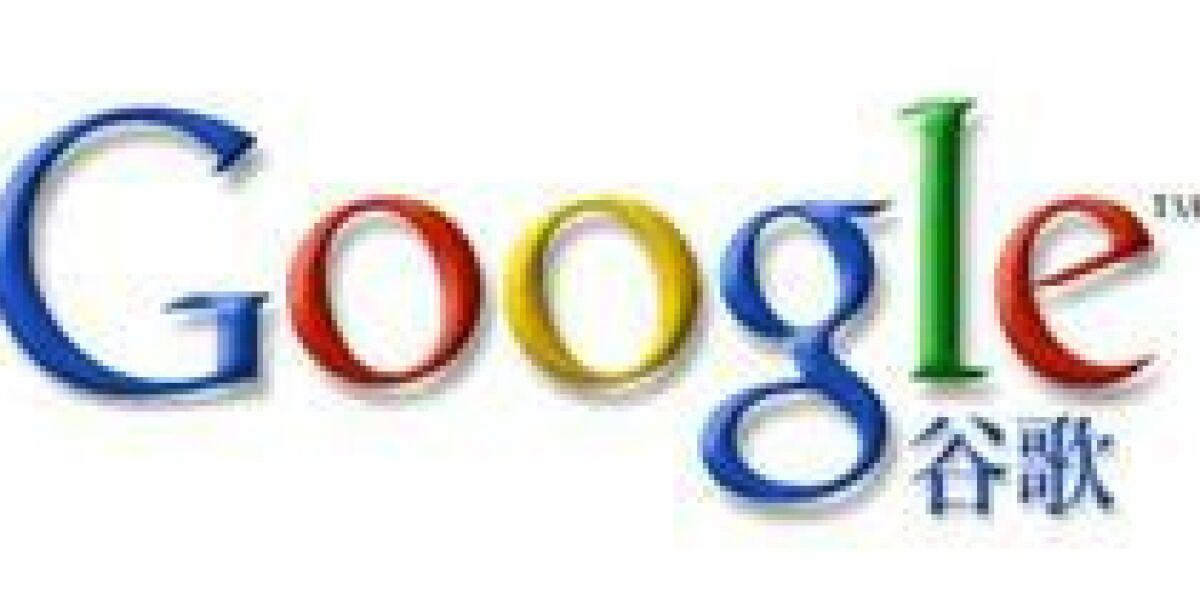 Google rechnet mit Abzug aus China