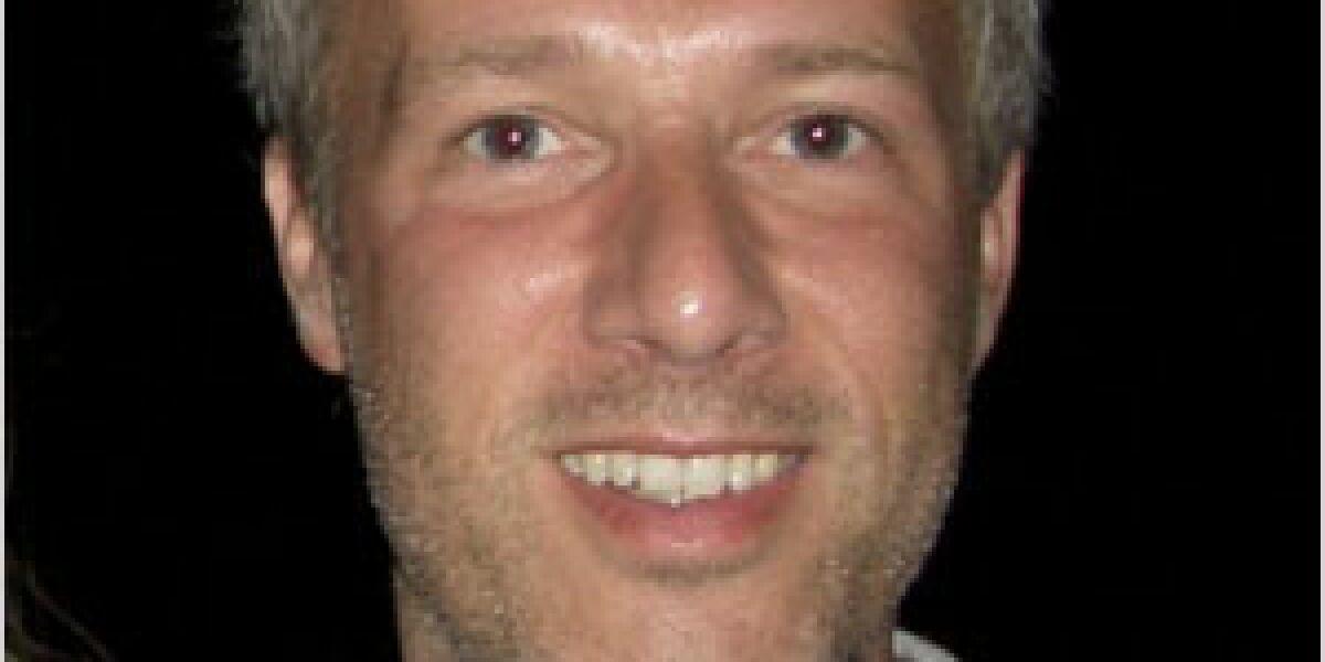 Thomas Huhn steigt beim Onlinedienst ein