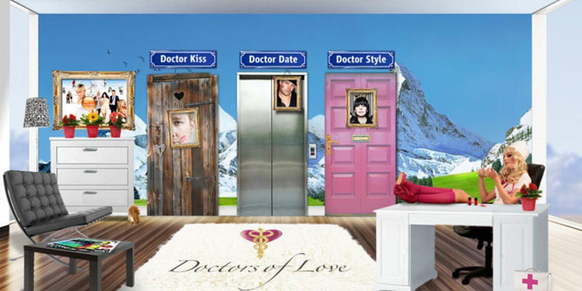FriendScout24 launcht die Doctors of Love