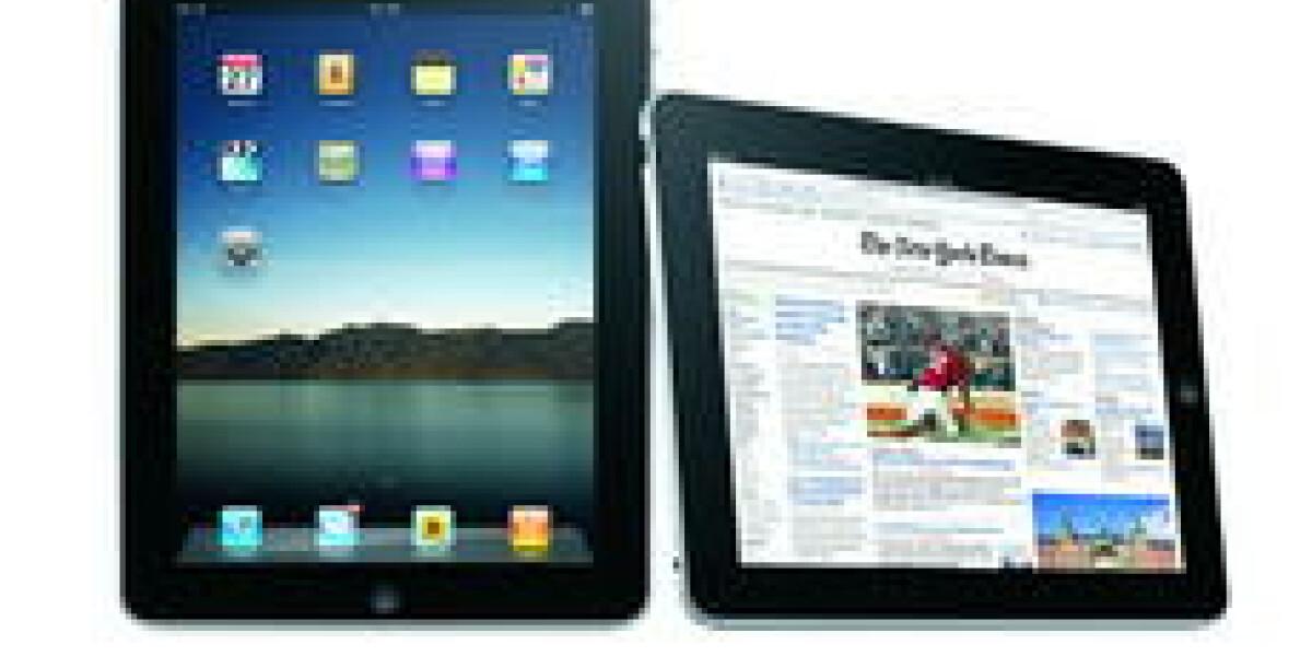 iPad-Vorbestellungen ab heute möglich