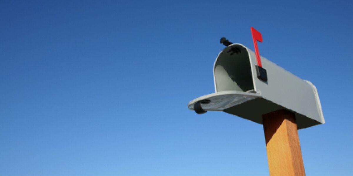 Mailmarketing in Deutschland (Foto: istock/skodonnell)