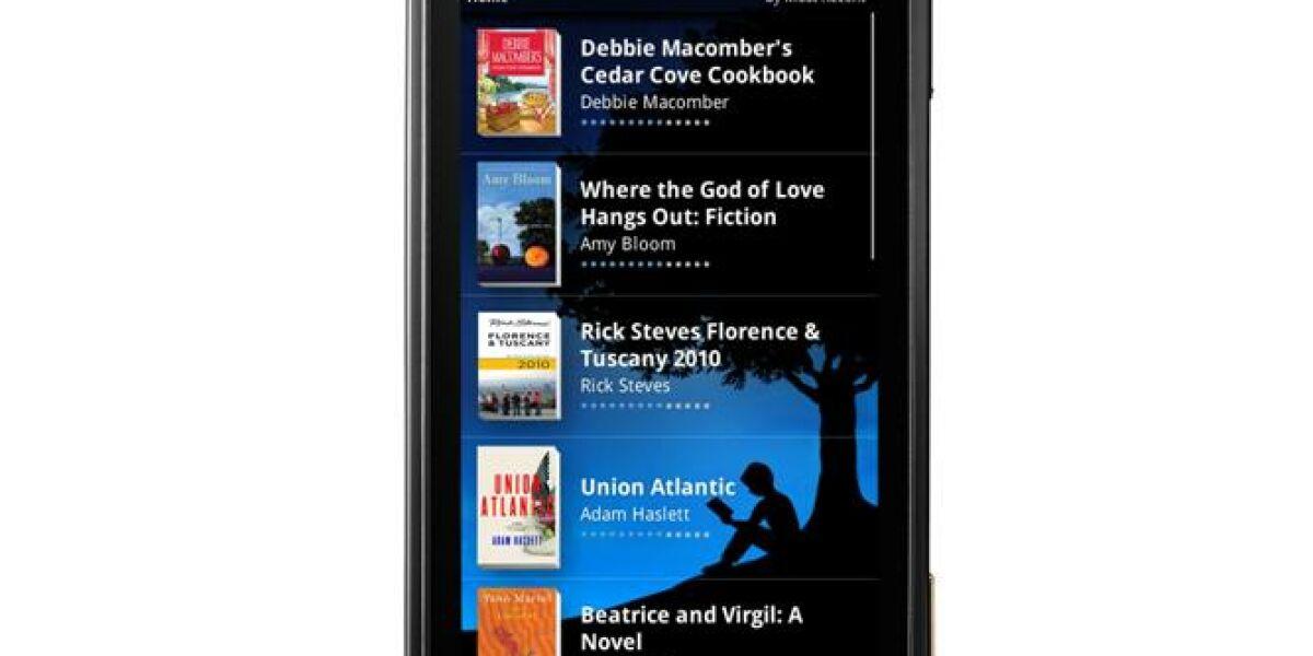Über Android E-Bücher lesen