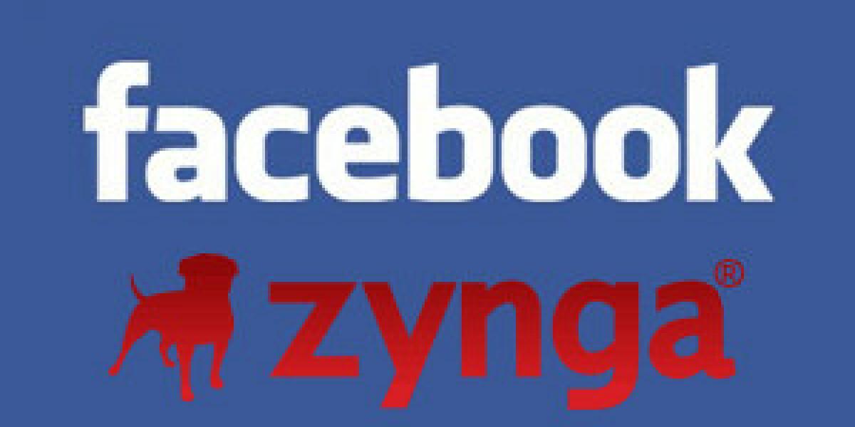 Facebook und Zynga arbeiten künftig zusammen