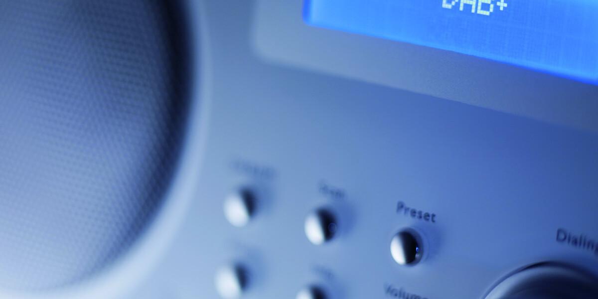 DAB plus Radio