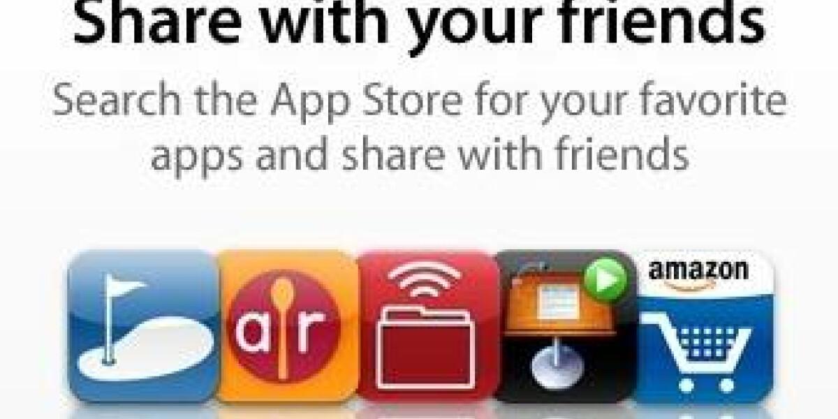 Apple bringt iTunes zu Facebook