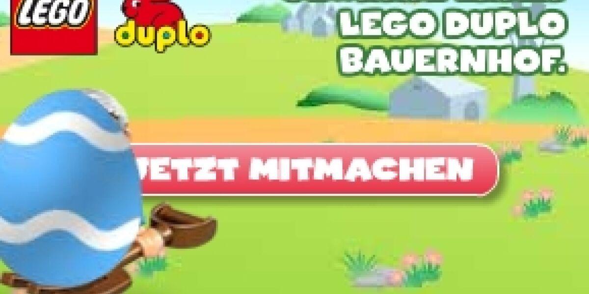 Lego-Geschenktipps auf Mamiweb.de