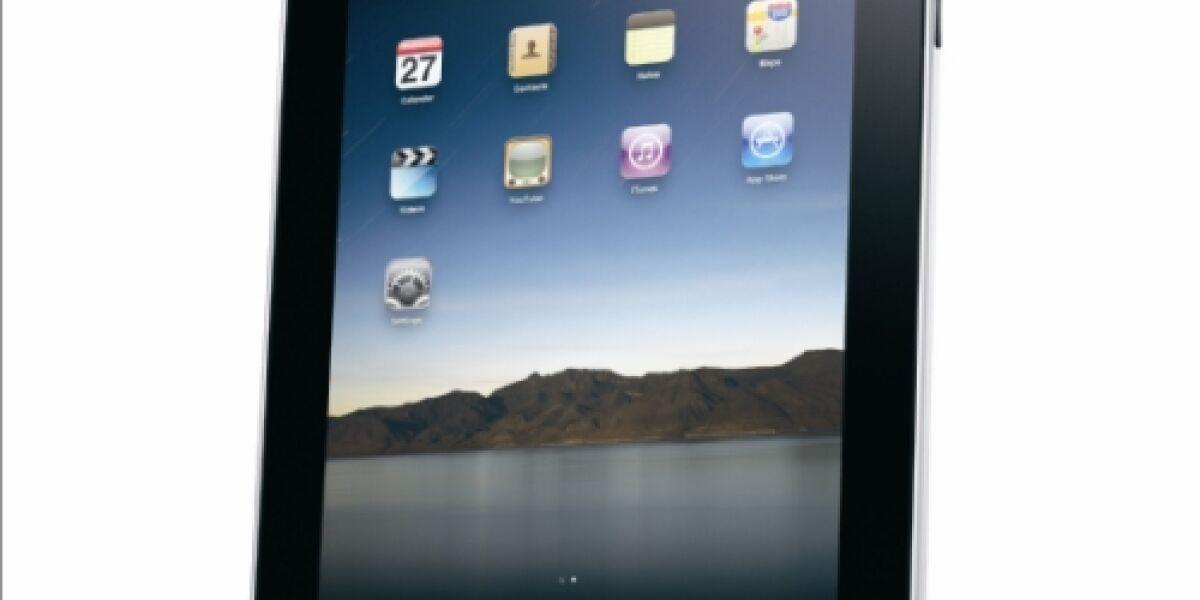 Apple verschiebt internationale Einführung des iPads