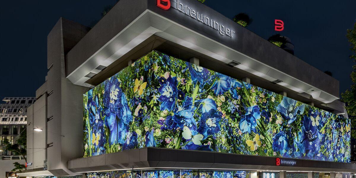 Flagship Store Breuninger Stuttgart