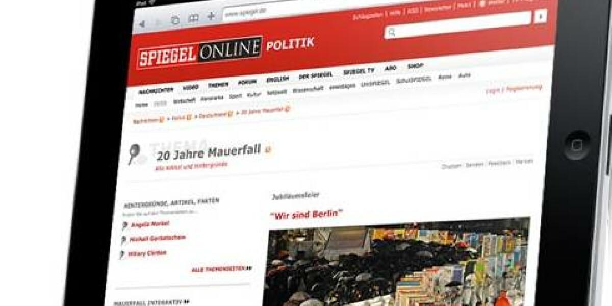 Verleger fordern Steuerrabatt für E-Paper