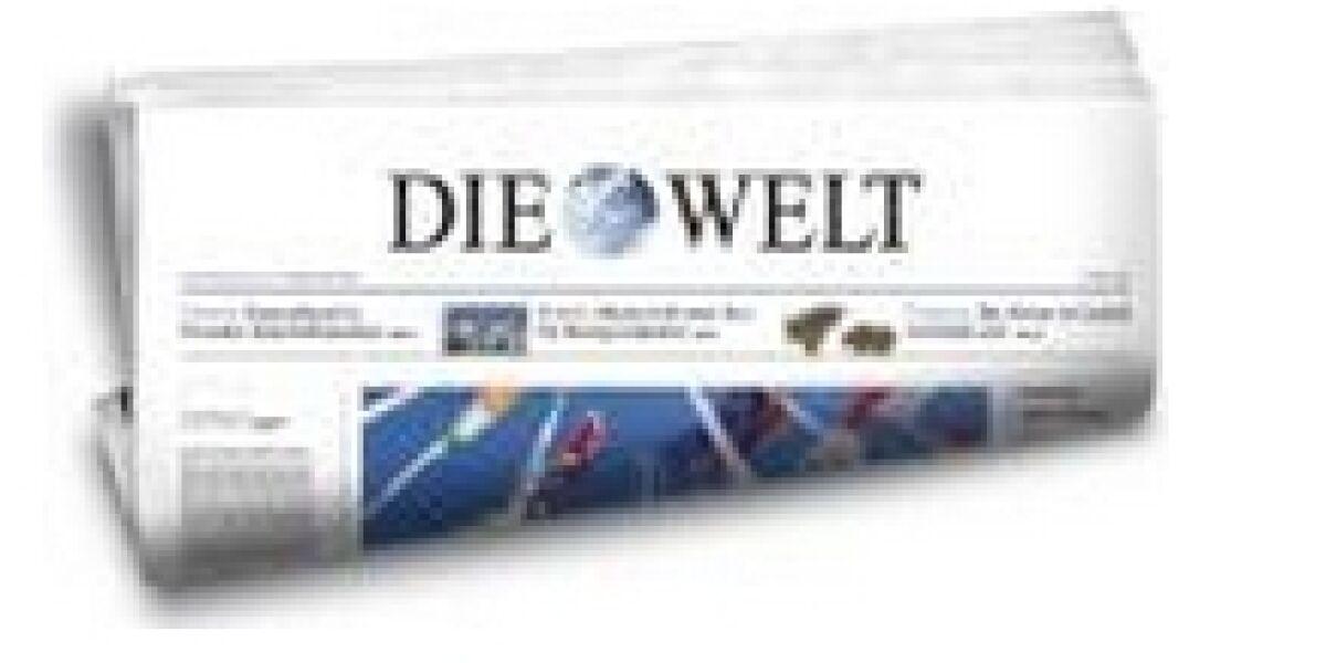 Axel Springer Verlag setzt aufs iPad
