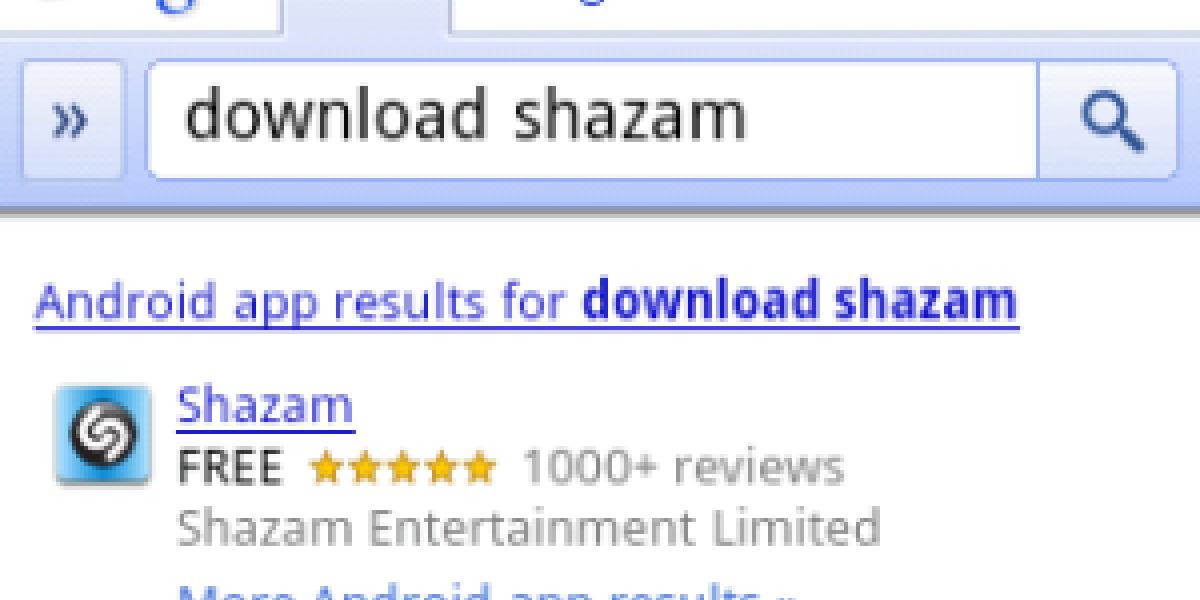 Neues Feature für mobile Suche