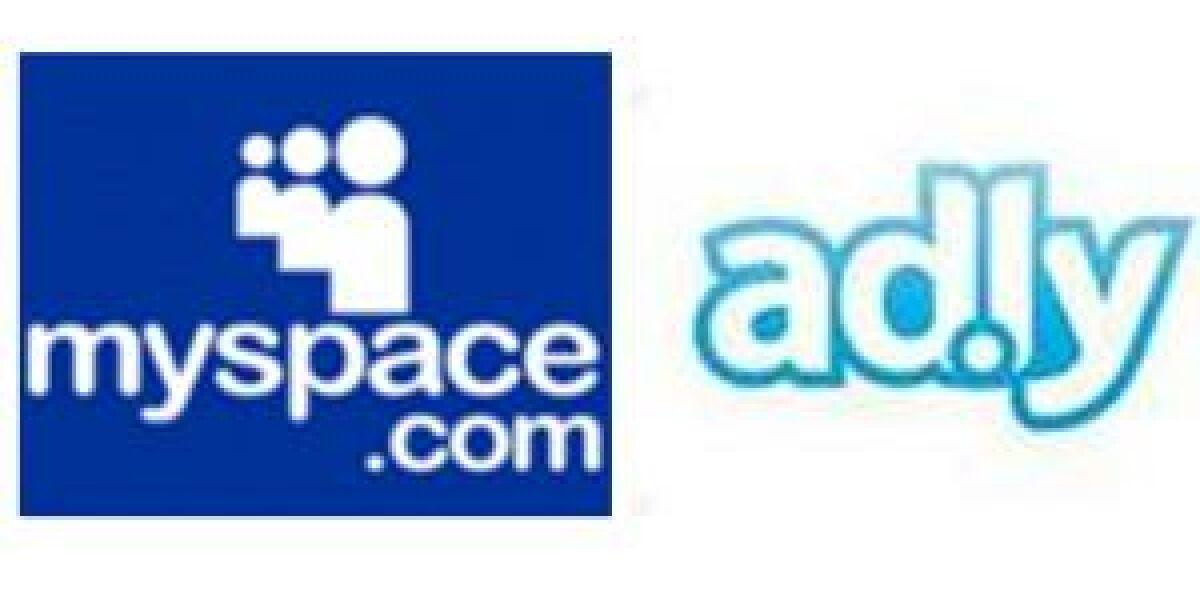 In-Stream-Anzeigen für MySpace-Nutzer