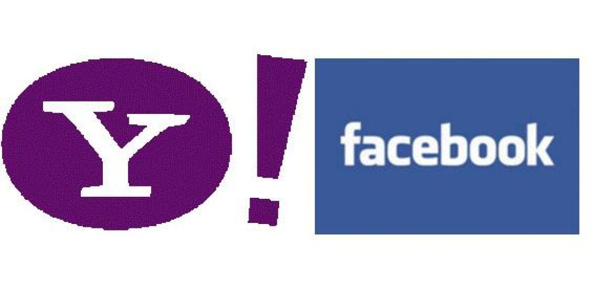 Mit Facebook Connect am Yahoo Pulse