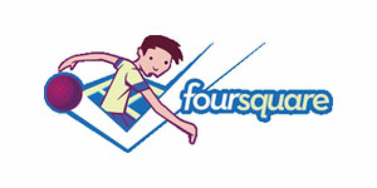 Neue Finanzierungsrunde für Foursquare