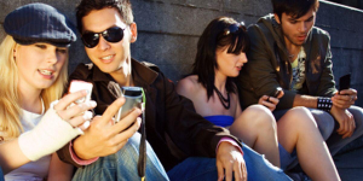Mobile Commerce in Europa (Foto: istock/izusek)