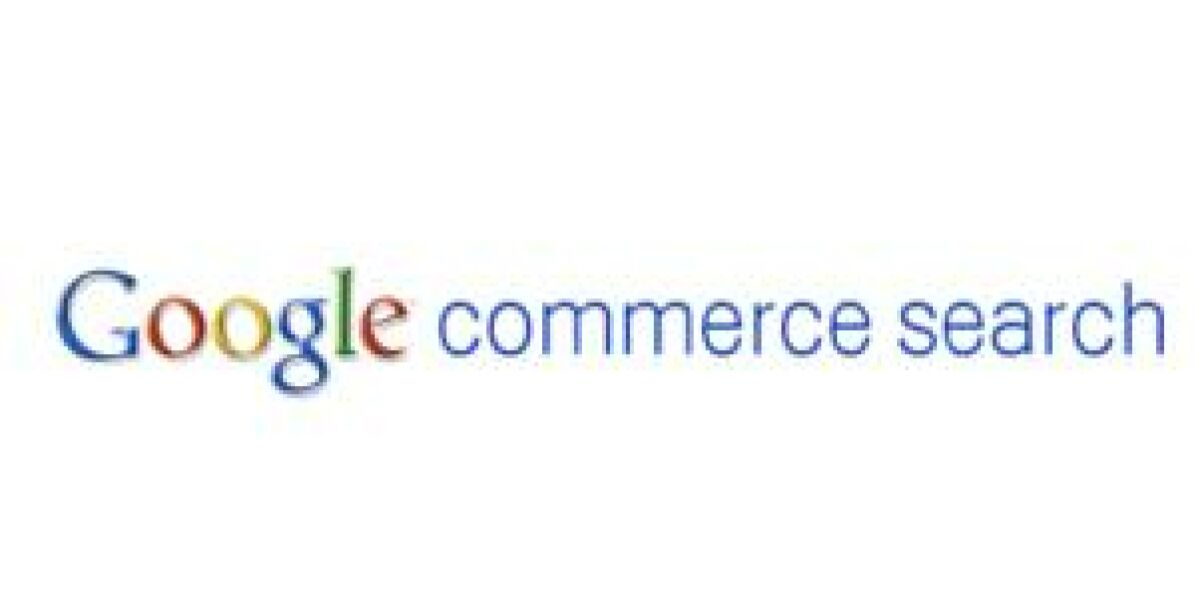 Google Commerce Search 2.0