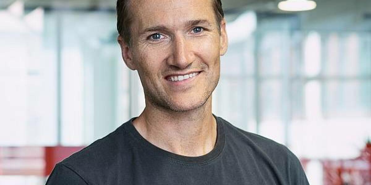 Niklas Östberg, CEO Delivery Hero