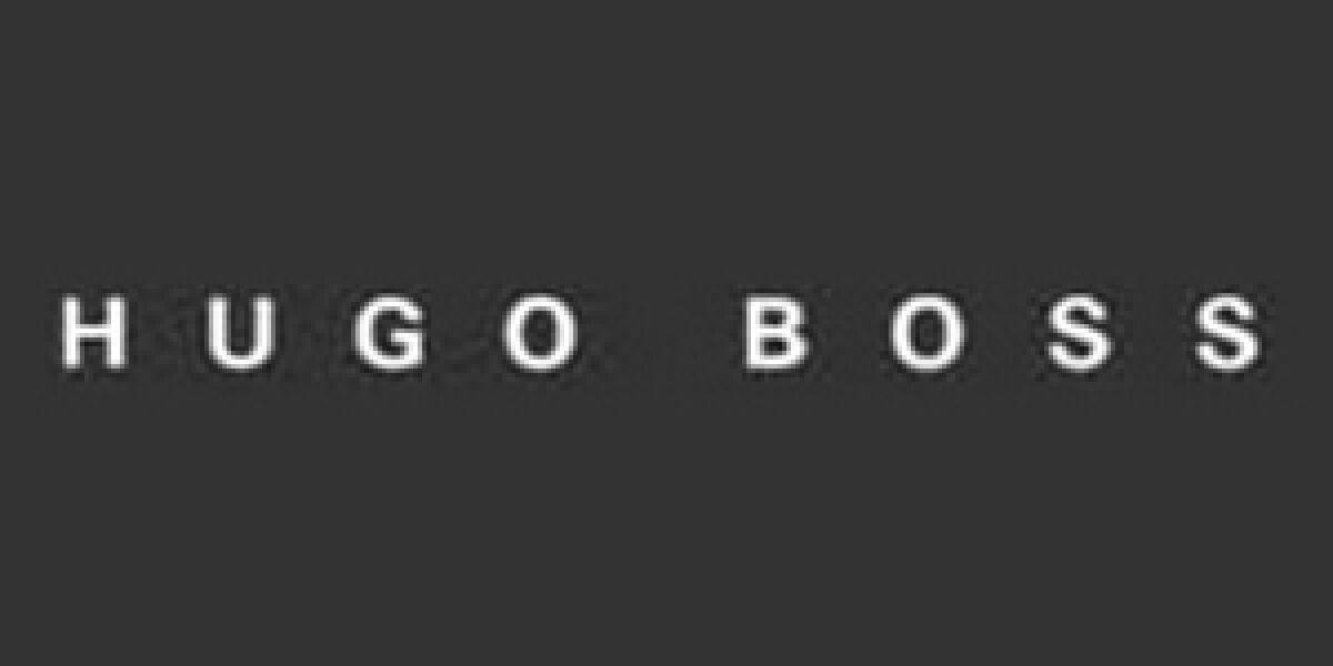 Hugo Boss setzt aufs Internet