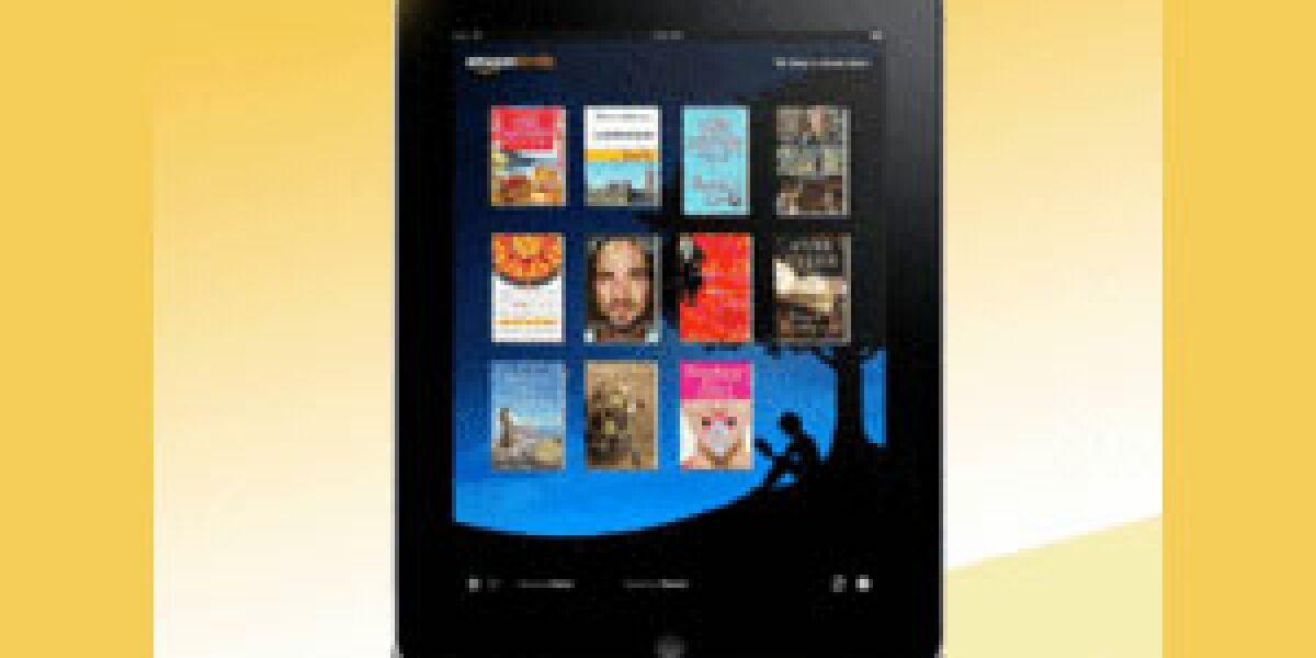 Amazon präsentiert Update für Kindle-Apps