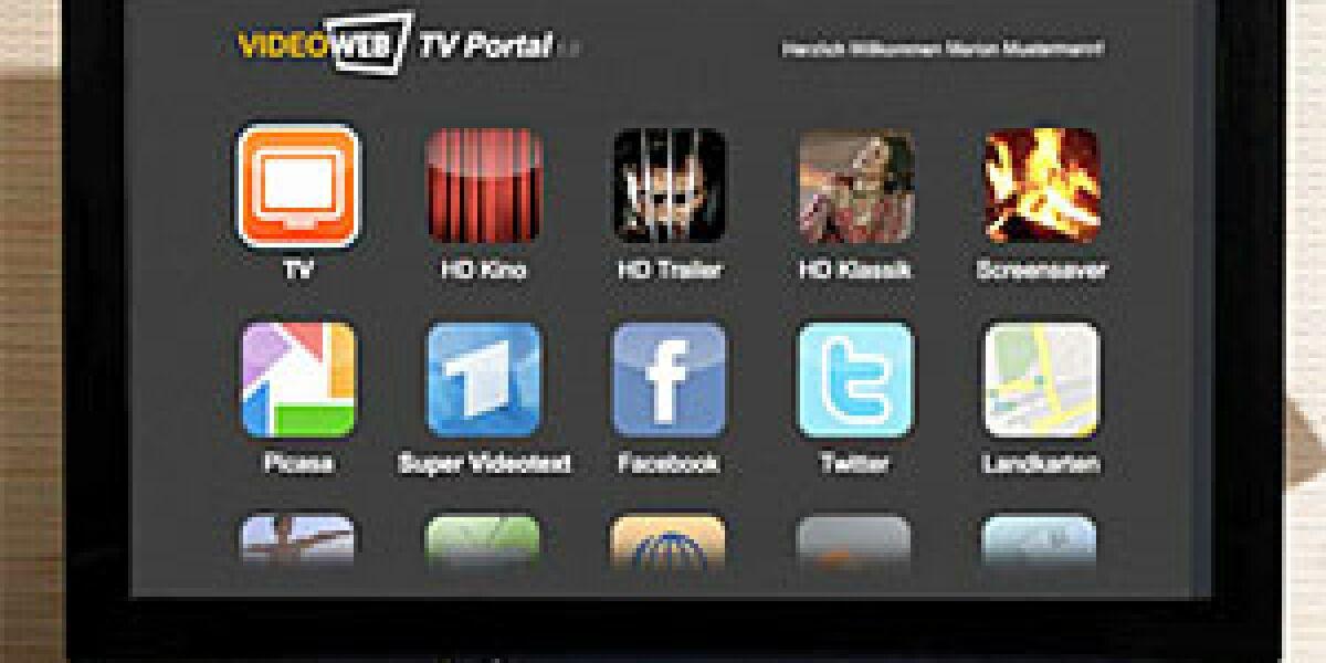 sevenload kooperiert mit VideoWeb