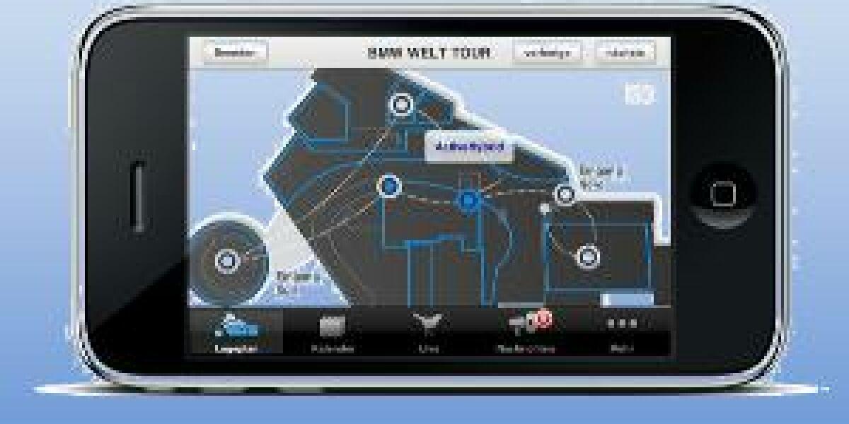 denkwerk baut iPhone-App für BMW