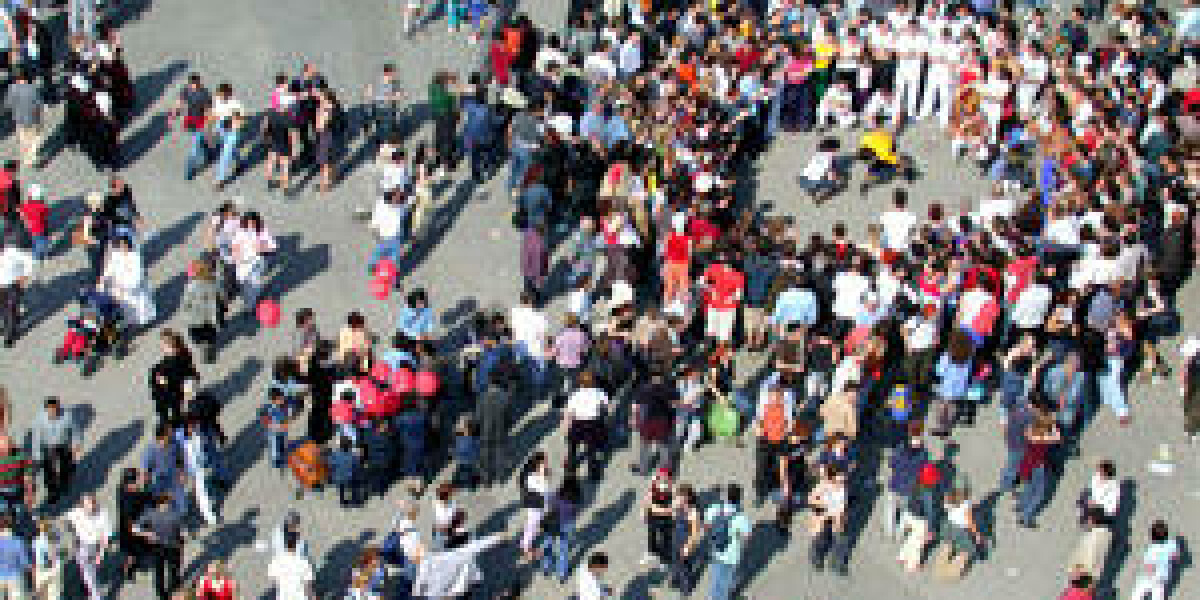 Studie: Netzwerken macht glücklich Foto: photocase.com/priamos