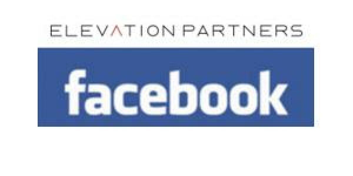 Facebook-Aktien von Elevation aufgekauft