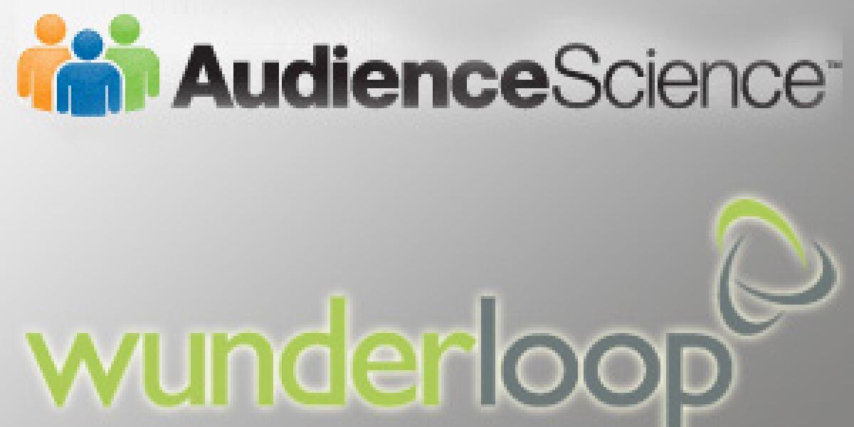 Audience Science übernimmt wunderloop