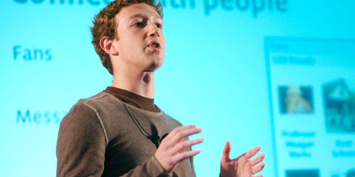 Die Facebook-Story