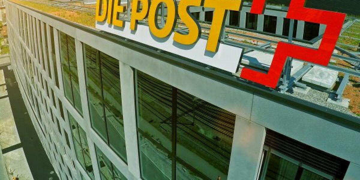 Gebäude Schweizerische Post