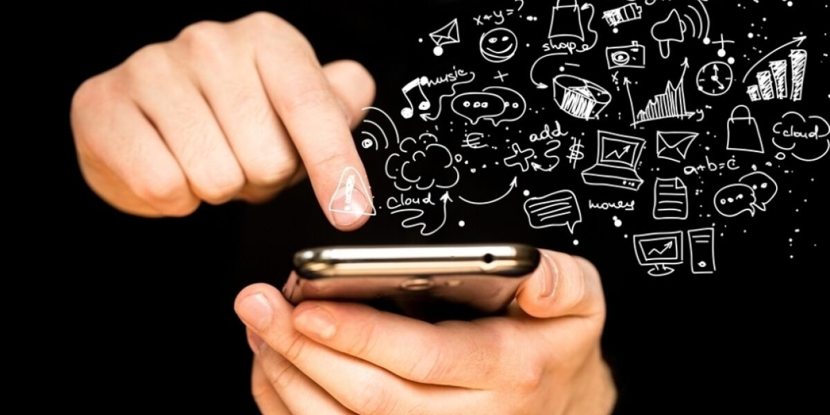 Smartphone und mobile Apps