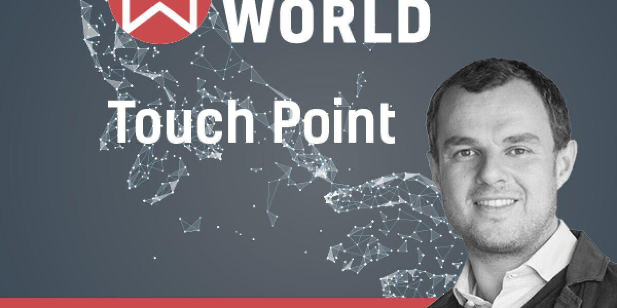 INTERNET WORLD TouchPoint mit Dominik Matyka