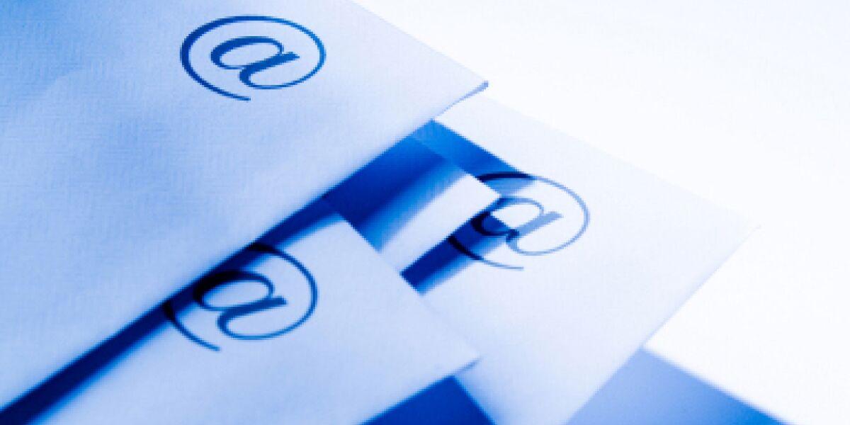 Studie zur Verbraucherakzeptanz von E-Mail-Werbung (Foto: istock/Thomas_EyeDesign)