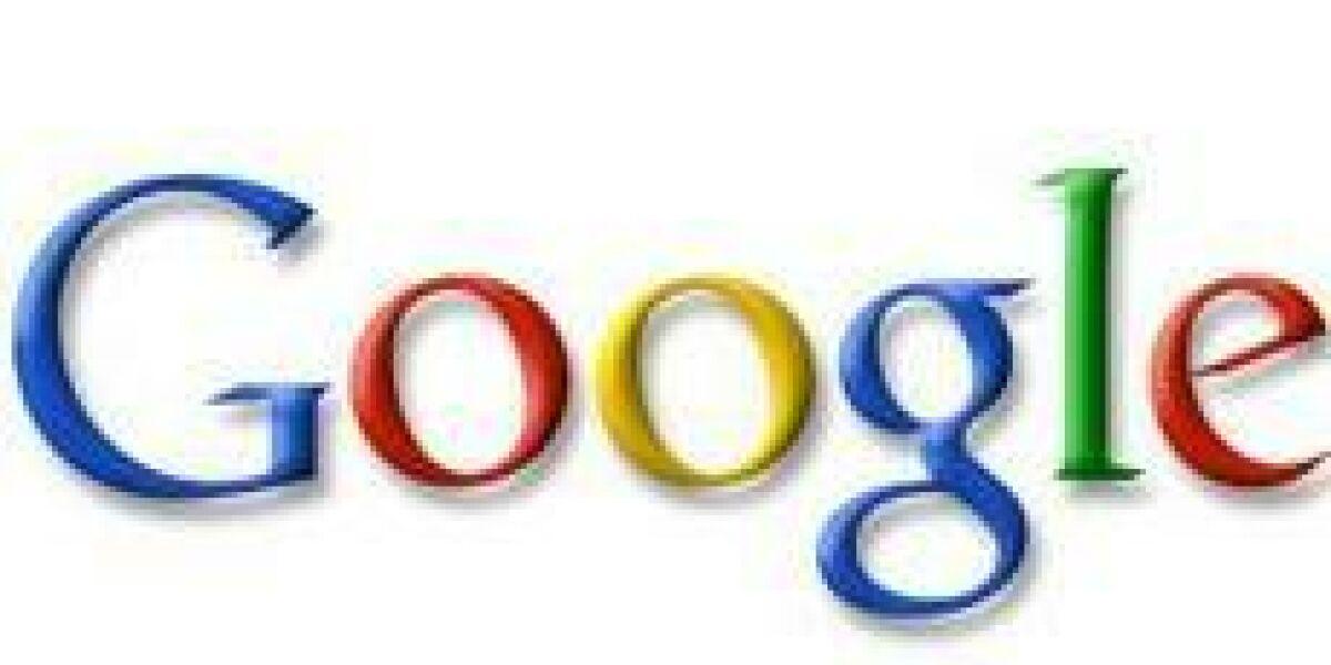Google droht Kartellverfahren der EU